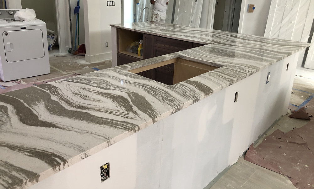 For Cambria countertops in Palm Beach County contact de experts  Stone and Quartz LLC Located in Boca Raton FL