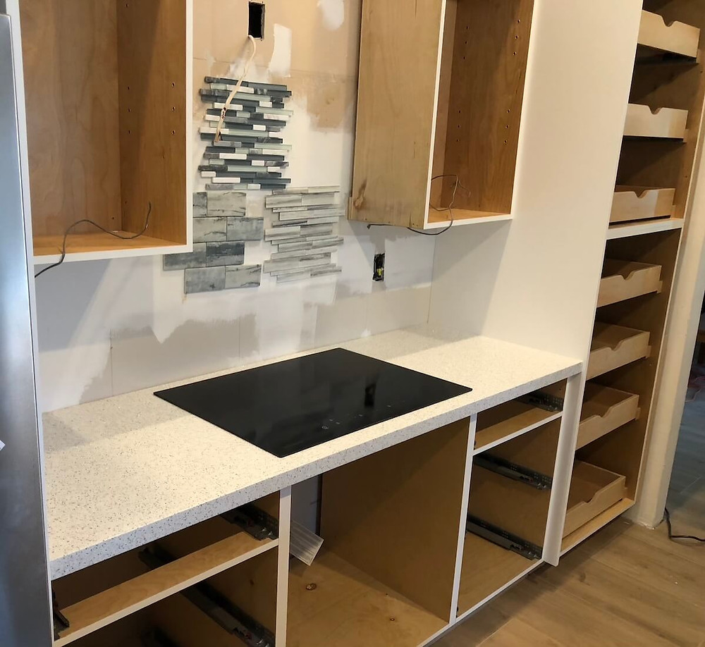 Why install Cambria Whitney countertops