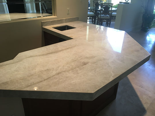Quartzite Countertops Pictures