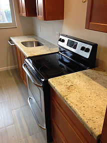 Colonial Gold granite countertops Fort Lauderdale