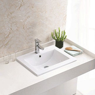 Drop in Vanity sink Model Ledge | Boca Raon FL