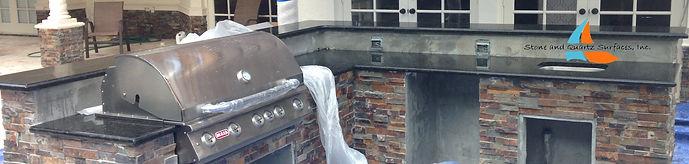 Outdoor Kitchen Countertops Boynton Beach