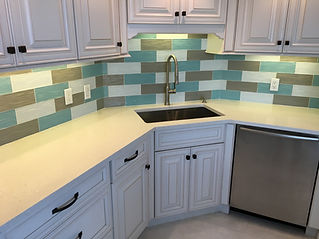 Subway Tile | Back splash Installaion Service