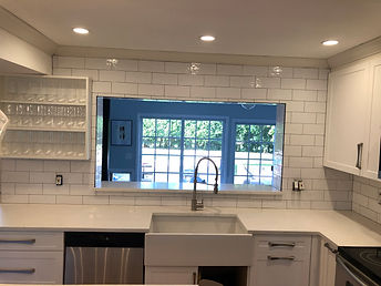 Backsplash intallation service Delray Beach FL