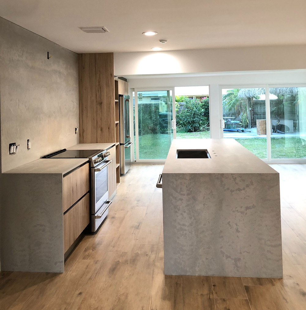 Caesarstone Primordia Countertops Stone and Quartz LLC