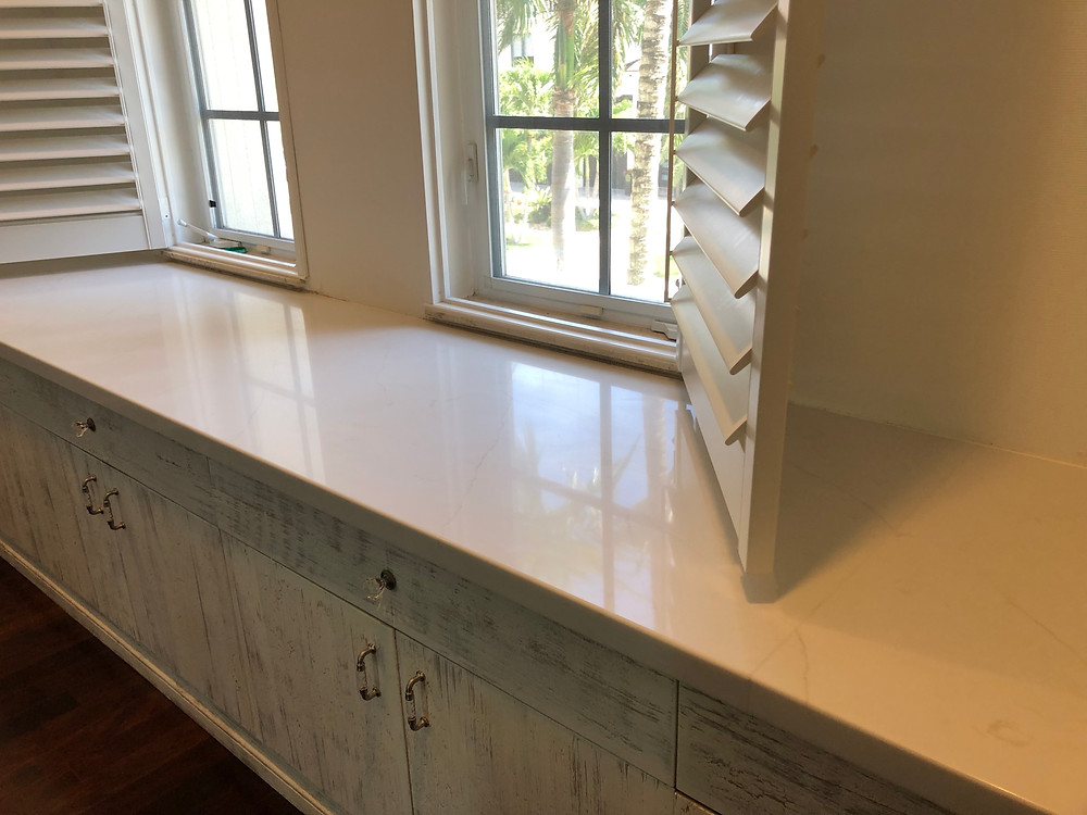 Quartz countertops installer in Boca Raton FL 33432 Palm Beach County