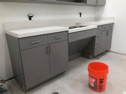 Commercial countertops fabricator