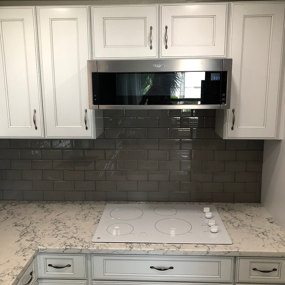 looking fro quartz countertops installer and Backsplash tile in Boca Raton FL, feel free to contact Stone and Quartz LLC :)