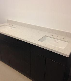 Quartz vanity countertops Boca Raton FL