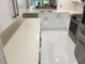 Star White Quartz Countertops Delray Beach FL