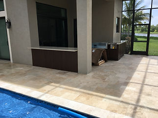 Outdoor Kitchen Countertops Boca Raton FL