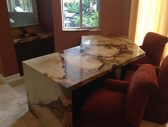 picture granite table countertops Parkland