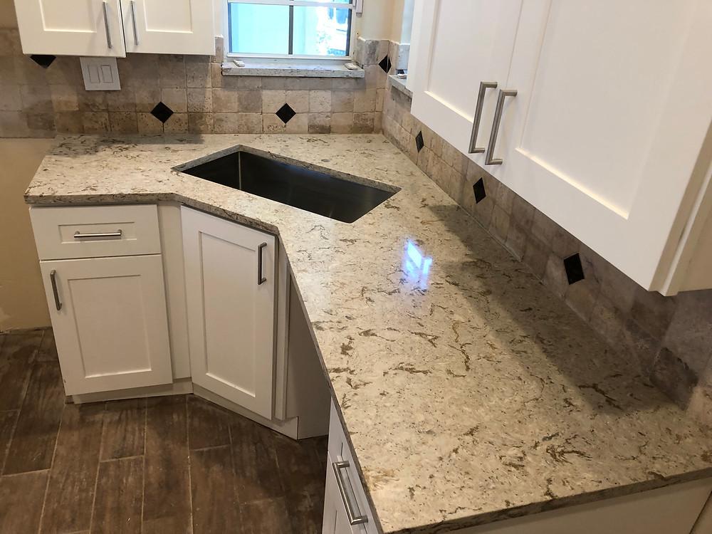 Cambria Windermere quartz countertops dealer and installer near me. Feel free to contact us Stone and Quartz LLC Boca Raton FL
