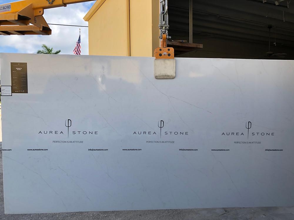 Epitome Quartz Countertops installation Boca Raton FL