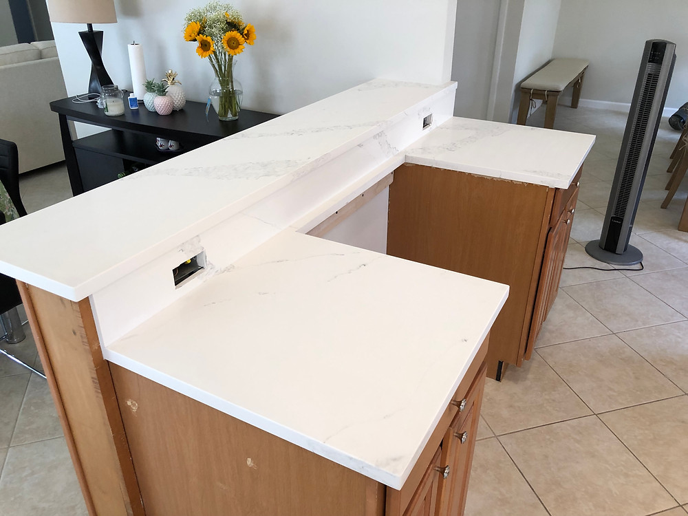 Stone and Quartz LLC, countertops installer in Boca Raton FL.