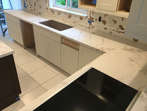 Kitchen Countertops Fabrication Boca Raton FL