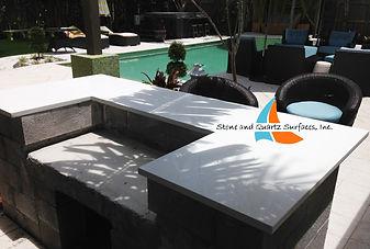 outdoor kitchen countertops |  Boynton Beach