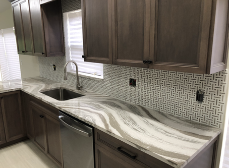 Cambria OakMoor - Does this quartz have the right vein movement for my kitchen countertops?