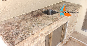 Outdoor Kitchens COUNTERTOPS Coral Spring