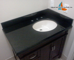picture black vanity top