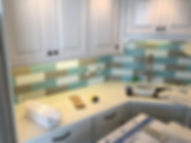 Glazzio | Back splash installation service Boca Raon FL