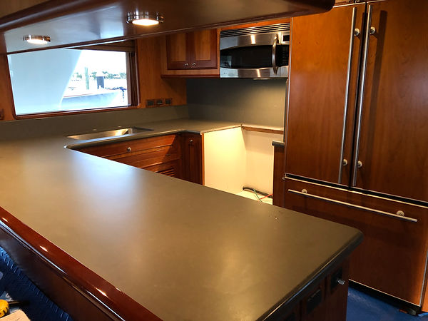 Yacht Countertops Installer