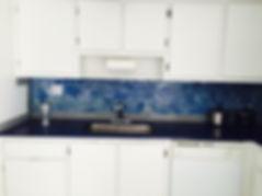 Blue Quartz Kitchen Countertops