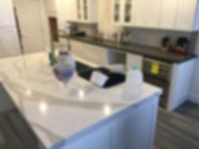 Quartz Kitchen Countertops | Brittanicca Quartz