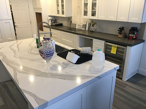 Quartz Kitchen Countertops | Brittanicca Quartz