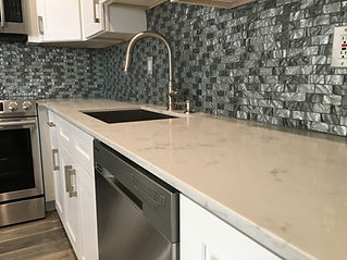Installing Tile Backplash | Boca Raton