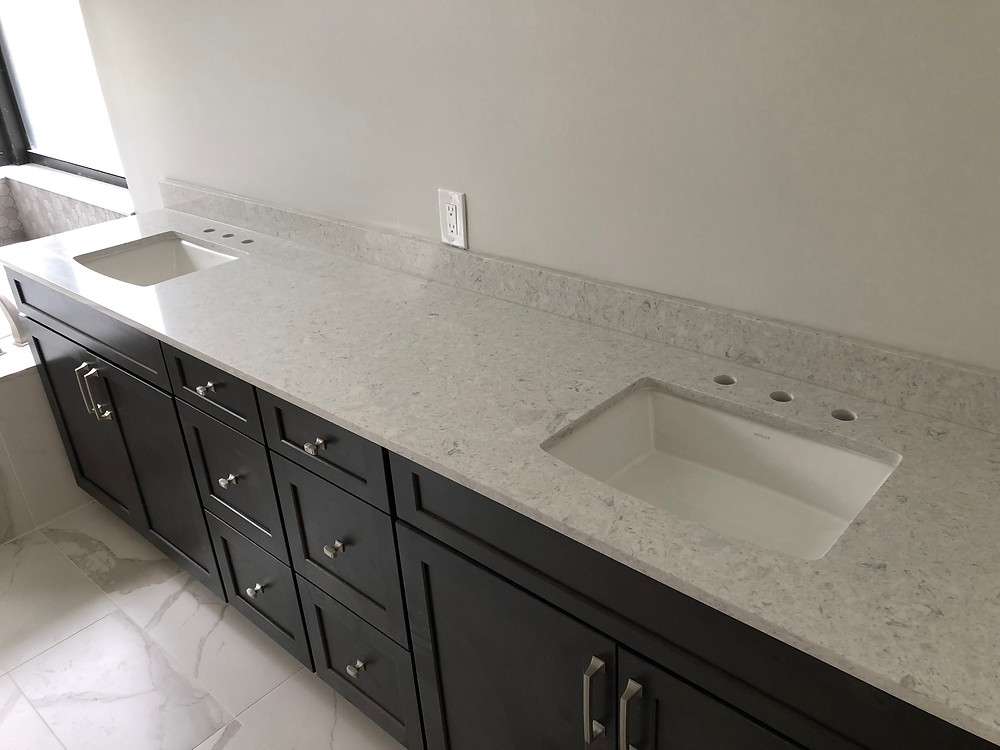 Highgate quartz countertops installation Weston FL