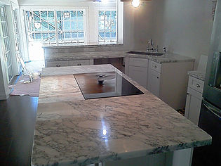 Island Kitchen Countertops Boca Raton