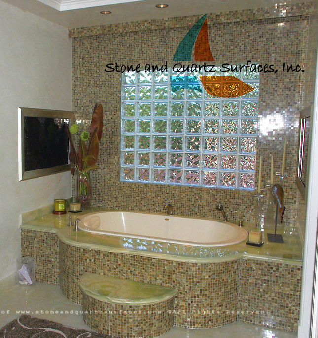 Bathroom Onyx Countertops Near Me Boca Raton FL