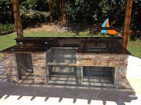 Outdoor Kitchen Countertops | Jupiter