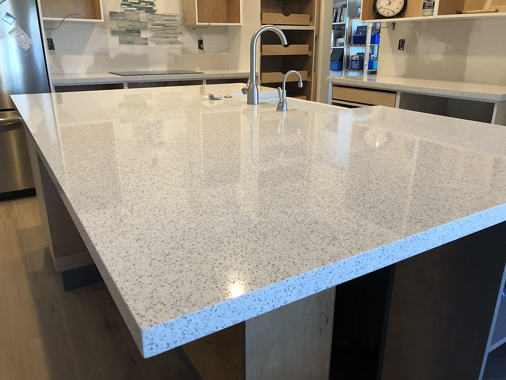 Looking for Cambria quartz kitchen countertops installer, Contact Stone and Quartz LLC License  Countertops Contractor located in Boca Raton FL