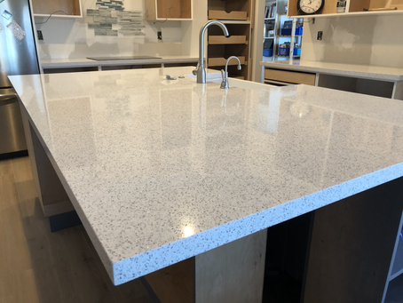 Why install Cambria Whitney in your kitchen countertops?