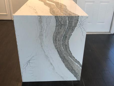 Is Cambria Skara Brae the correct countertop for my kitchen o Bathroom?