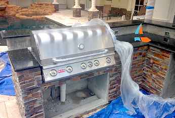 Outdoor Kitchen Countertops | Fabricators