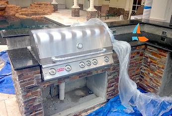 Outdoor Kitchen Countertops | Fabricators
