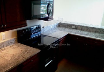 Granite countertops Highland Beach Florida