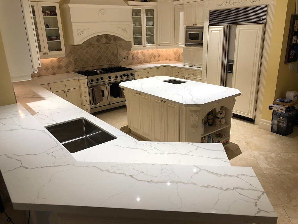 Looking for countertops installation in Boca Raton FL feel free to contact us stone and Quartz LLC, countertops fabricator and installer Boca Raton FL