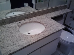 Boca Point Granite Vanity