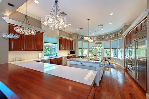 Kitchen Remodel in The Ridges
