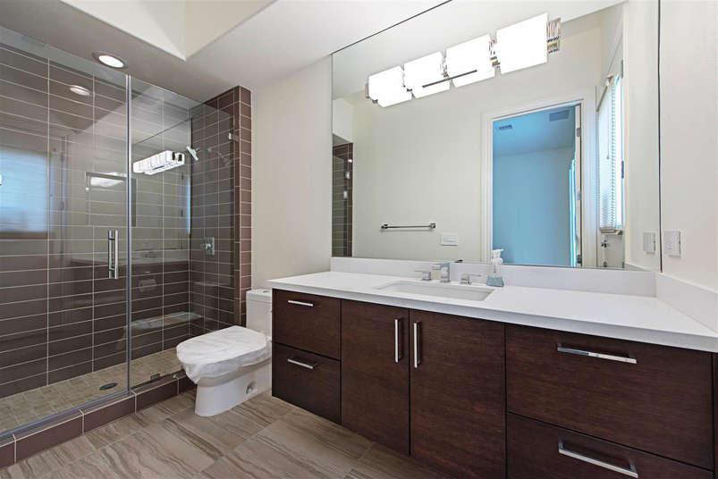 Tile Shower Surround