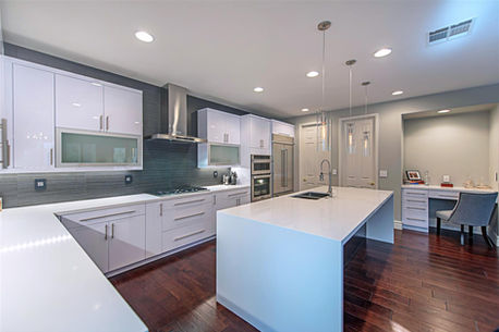 Kitchen Renovation in Summerlin South