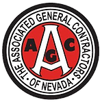 the associated general contractors of nevada official logo