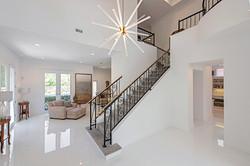 luxury flooring and lighting
