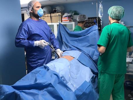 Estudia una especialidad médica en Anestesiología y Cuidados Intensivos en Rusia