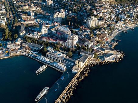 Turismo en Crimea: la industria rusa no se detuvo en 2020
