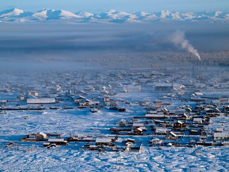 Oymyakon: el pueblo más frío del mundo